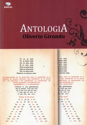 antología oliverio girondo (na)