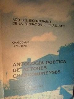 antología poética de autores chascomunenses