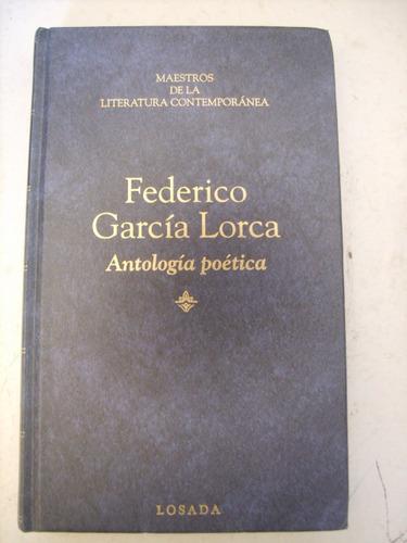 antología poética de federico garcía lorca