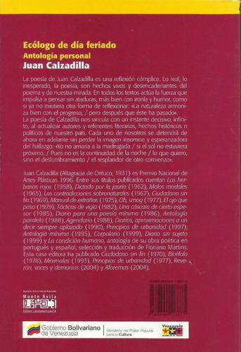 antologia poetica - juan calzadilla (115pags)