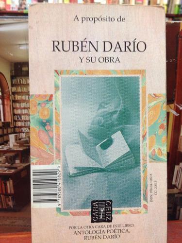 antologia poetica ruben dario