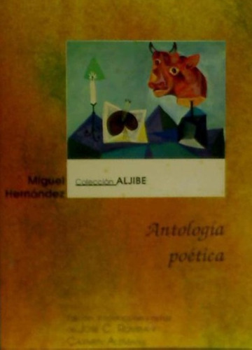 antologia poetica(libro poes¿a)