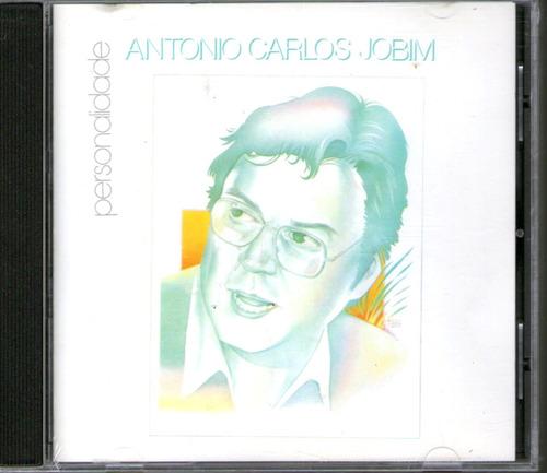 antoni carlos jobim - personalidade  - cd