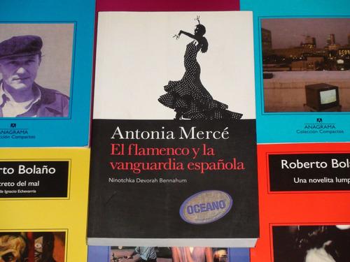 antonia merce - el flamenco y la vanguardia española