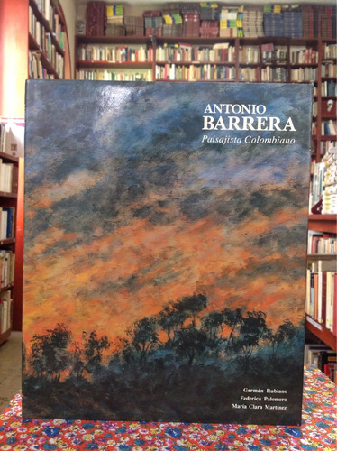 antonio barrera. paisajista colombiano