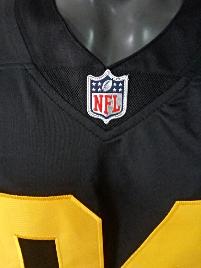 7bf6eaee5 antonio brown steelers  84 jersey color rush talla 3xl. Cargando zoom.