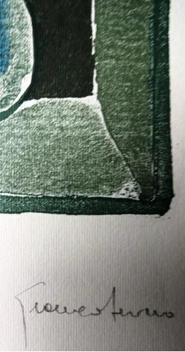 antonio giancaterino metal assinado c/certificado