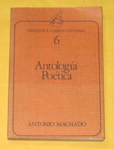 antonio machado antología poética salvat alianza editorial