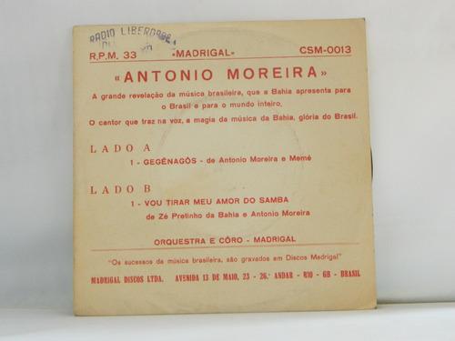 antonio moreira - gegenagôs - compacto ep 1