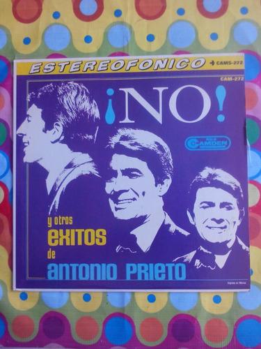 antonio prieto lp no! y otros exitos 1967