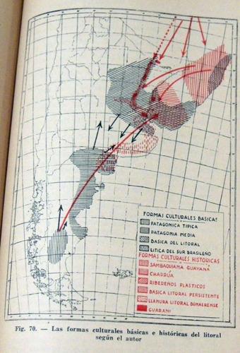 antonio serrano los primitivos habitantes de entre ríos 1950