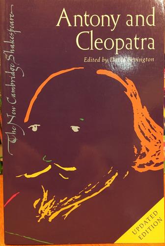 antony and cleopatra - the new cambridge shakespeare