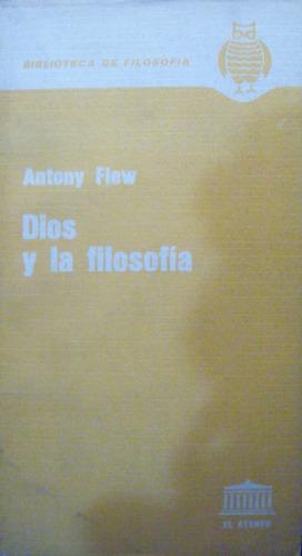 antony flew - dios y la filosofia