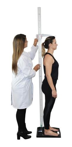 antropômetro vertical avanutri + frete grátis