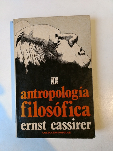 antropologia filosofica ernst cassirer
