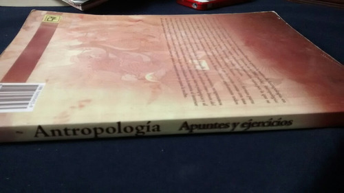 antropología - jorge argüello sánchez