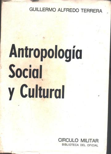 antropologia social y cultural - circulo militar - terrera