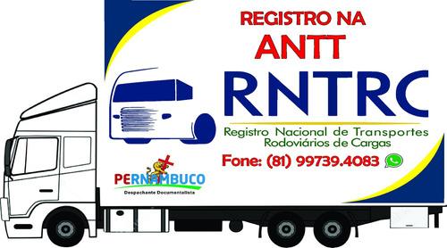 antt para todo o brasil