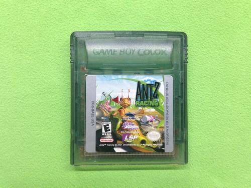 antz racing para gameboy color envio gratis