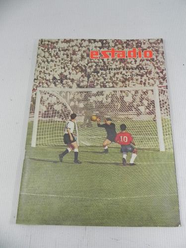 anuario 1961 revista estadio