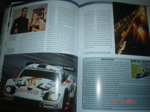 anuario automotor esporte 2002/03 reginaldo leme schumacher