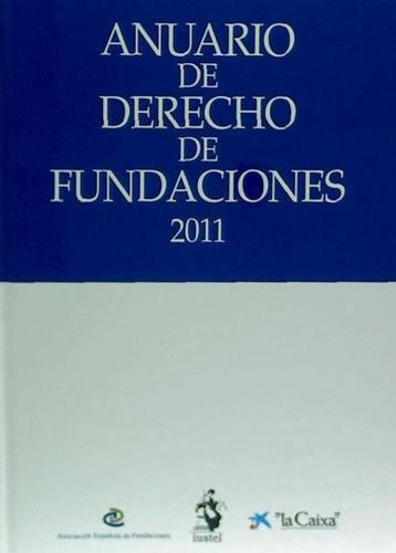 anuario de derecho de fundacion ()(libro )