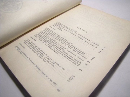anuario de la prensa chilena 1973-1978. biblioteca nacional