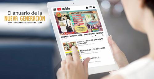 anuario escolar audiovisual 2018 (nuevo)