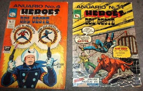 anuario heroes oeste