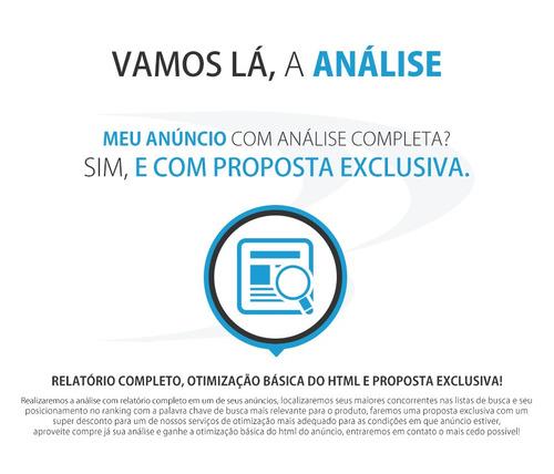 anúncios na primeira página do mercado livre - análise