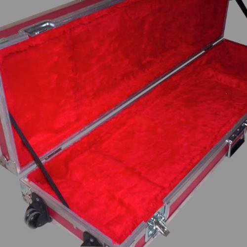 anvil flight case para teclado - a medida!!! - $ 5.400,00 en mercado