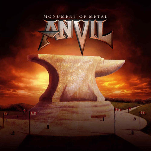 anvil - monument of metal - lacrado - judas priest exciter