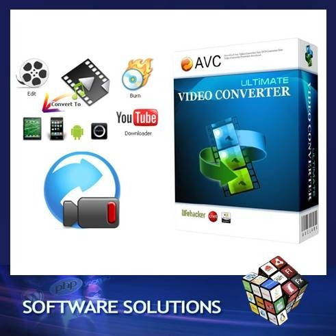 any video converter ultimate - convierte sin perder calidad