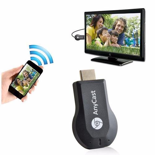 anycast convertidor dongle convierte tu tv normal en smart