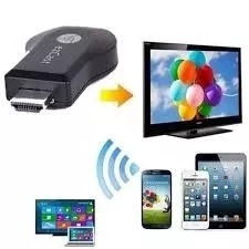 anycast dongle hdmi chrome cast wifi full hd 1080p