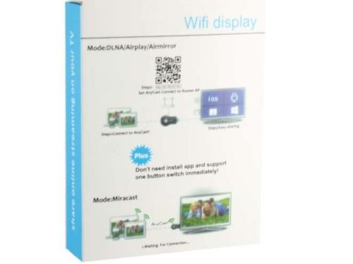 Anycast Easycast Miracast Chromecast Wifi Full Hd 1080p Hdmi