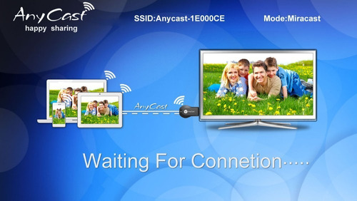 anycast m2 plus / mirascreen / ezcast / smart tv