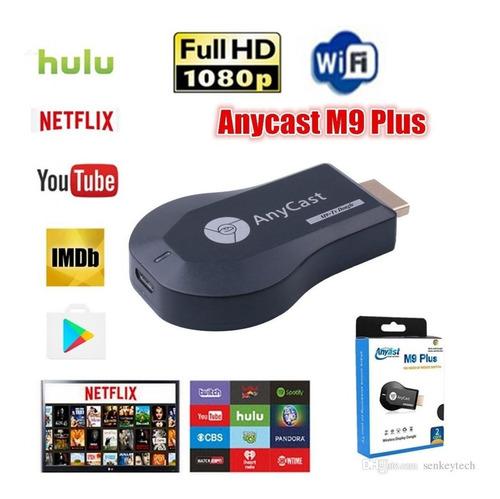 anycast  m3 plus wifi display para realizar presentaciones