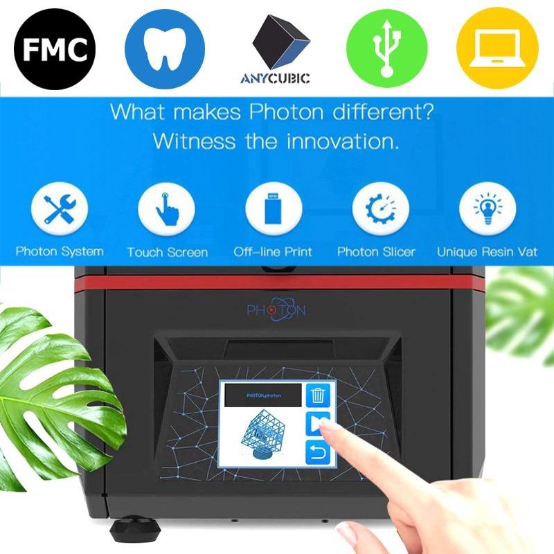 Anycubic Photon Impresora 3d Precision Dental Joyeria Resina