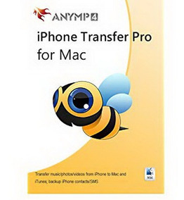 Anymp4 Mac iPhone Transfer Pro Mac Os Compatible Con Mojave