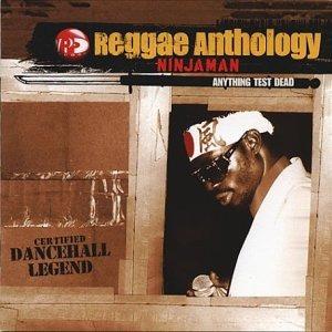 anything test dead: reggae anthology [vinilo]