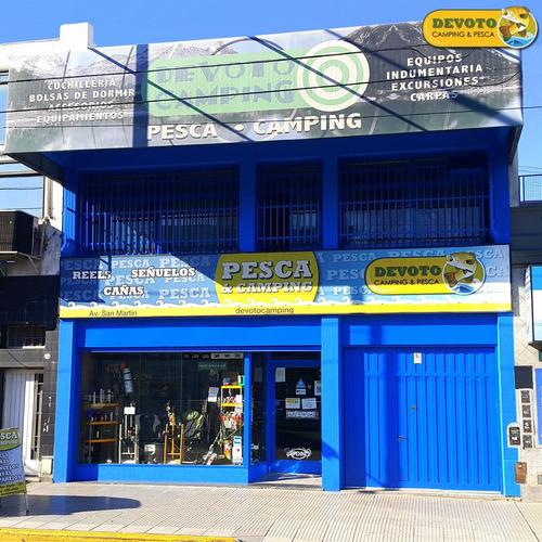 anzuelos triples owner st 46 tn 2x número 2/0 dorado taru