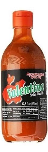 ao brds valentina salsa picante extra picante 125 oz