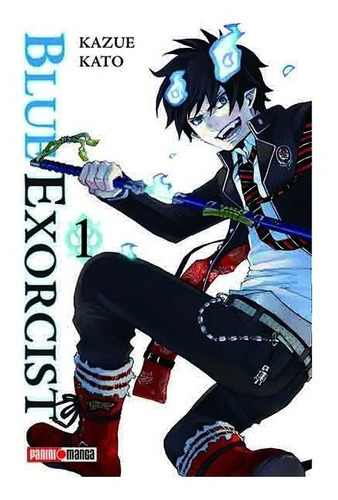 ao no blue exorcist mangas tomos originales panini manga