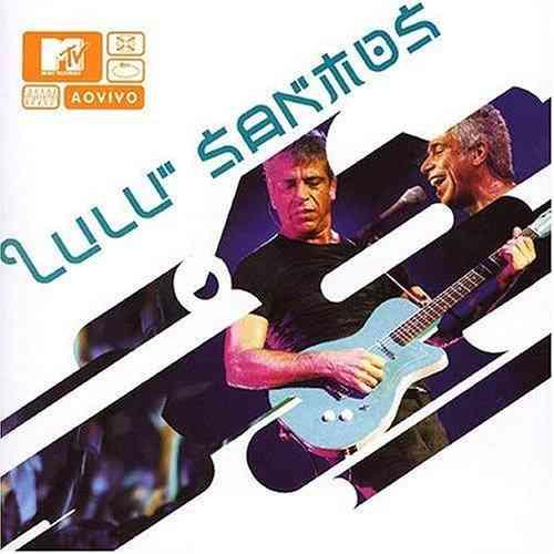 ao vivo mtv lulu santos cd rock nacional