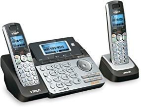 ao2 vtech ds6151-2 - sistema de teléfono inalámbrico y con