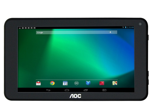 aoc a722 android 5.1 1.3ghz 1gb 8gb wifi+bt