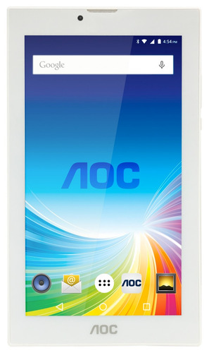 aoc a723g 7 inch 3g  8 gb quad core bluetooth android 5.1