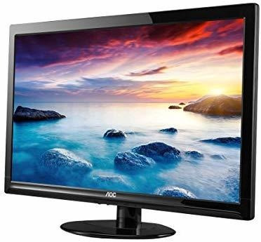 aoc e2425swd 24 plg de ancho monitor lcd (1920x1080 resoluci