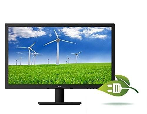 aoc e2775sj monitor led de clase de 27 pulgadas, 1920x1080,